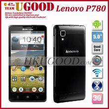 5.0'' 1gb ram 4gb rom dual sim lenovo p780 android phone