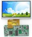 Regalo de la promoción de vídeo tarjeta de felicitación del módulo, de vídeo led módulo