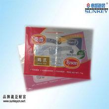 chicken meat PE packaging bag
