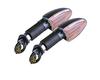 Universal Motorcycle LED Turn Signals Indicators Lights Blinker for Honda Yamaha Kawasaki suzuki