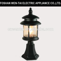 outdoor column light classic