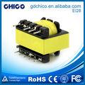 ei28 forte capacité de charge faible courant de repos transformateur chargeur de batterie