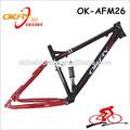lega 6061 telaio della bicicletta mtb 29er telaio in lega mtb full sospensione telaio in lega