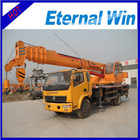 high quality 8t rough truck crane for sales