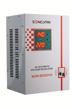 Electronic Voltage Stabilizer, stablizer, ripple voltage