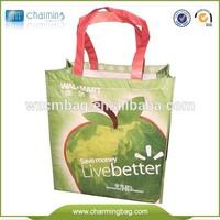 Promotion Rpet shopping bag/pet bag/pet shopping bag