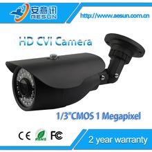 "Full HD Multi Lens , Led Array 1/3""CMOS Cctv Camera Dsp Security Cctv Camera for Good Sell Bullet IR Waterproof CVI CCTV Camera"