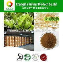 Polygonatum Odoratum Extract 5:1,10:1,20:1 /Radix Polygonati Officinalis P.E /Odoratan 20%,50%