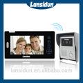 2014 inteligente de seguridad del hogar sistemas de intercomunicación inalámbrica de larga distancia