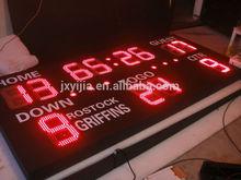 Used Americal Football scoreboard for sale
