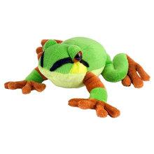 Wild Plush Frog,Wild Animal Plush Toy,Stuffed Frog