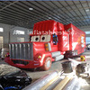 Inflatable truck Tent with inflatable bottom for events