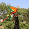 outdoor garden ornaments realistic birthday party phoenix bird