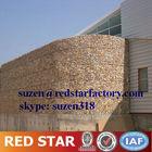 Gabion baskets / gabion rock infill / gabion mattress structure