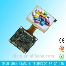 4 inch tft lcd module video door phone lcd display