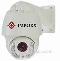 HD 1080P 2.0MP HD SDI PTZ high speed dome camera with 4 inch mini size and 10x optical zoom IP66 waterproof 50 IR distance
