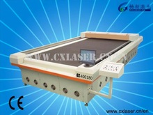 CE&FDA approved CX400180 Glass Laser Cutting & engraving Machinery in stock