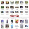 Siyah kadın resimleri: tek noktadan çin kaynaklı: Türük pazar tekne ve boya