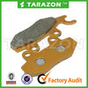 Motorbike Front Hot Sale Semi-metallic Brake Pads for KAWASAKI KX 125/250/500