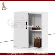 Excelent KD structure 2 door wall unit cupboard hot steel shoes locker
