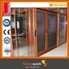 Australia Standard Aluminum Glass Sliding Door with Security Net