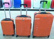foldable hand luggage trolleys popular everlast bag carry on troley travel bag luggage sets PPC04