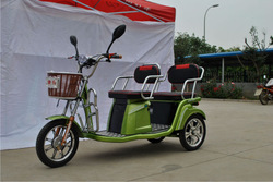2014 hot sale electric adult tricycle/48V/500W Tricycle