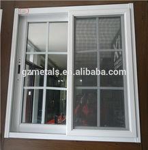 China wholesale low price plstics pvc sliding windows