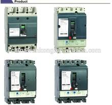 3P 100A Current circuit breaker mccb