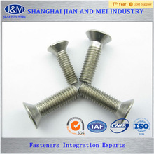 m4 grade 8 countersunk head machine screw
