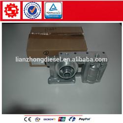 diesel engine M11 lub oil filter head 3102774