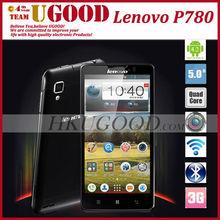 china brand smartphone android MTK 6589 quad core lenovo p780
