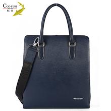 Most popular cheap price online shopping fingerprint briefcase tool men leather travel bag