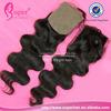 Arrival 100% virgin wholesale malaysian hair,stock human hair silk base closure wholesale