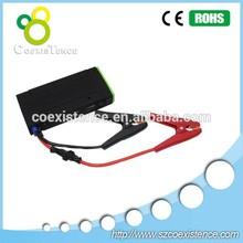 Mini bateria de carro bateria de carro carregador de emergência power Booster ir para iniciantes impulsionador jumper cabo
