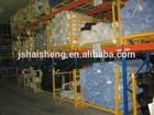 Selective pallet rack type goods best sellers clothing rack display