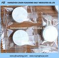 servilleta comprimido para el restaurante hs119 moneda comprimido toalla