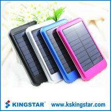handy solar waterproof power bank phone chargers