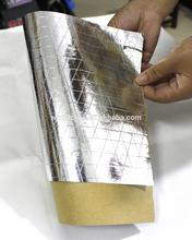 fire resistance aluminum insulation foil faced aluminium laminated foil paper