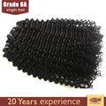 fotos de extensões de cabelo natural baratos cabelo virgem brasileira pacote kinky curly remy weave do cabelo