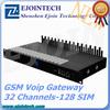 12 Months Warranty ! ! Best ACD/ASR GoIP 32-128 32 channel gsm voip gateway z-wave gateway