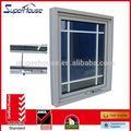 la parrilla de hierro de la ventana de la puerta con diseños de la cadena bobinadora cumplir con estándar as2047
