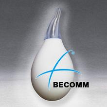 reusable PVC bulb nasal aspirator