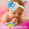 LBE4091298 Toddler top headband infant fashion headband