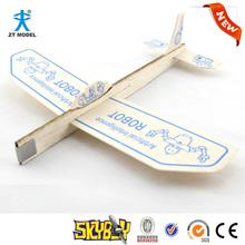 "Sky Boy-Robot Jet 9""Balsa Hand Launch Glider promotional kit"