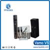 2014 top quality Variable Voltage E cigarette full mechanical vamo mod vamo v5 v4 v3 v2 ecig starter kit