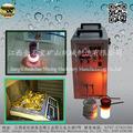 Jinshibao minería empresa CE certificado ISO alta temperatura horno