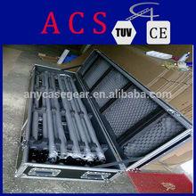 Telescopic stand Aluminum Backdrop square pipe and drapes/portable pipe and drape/adjustable pipe and drape (TUV certificate)