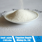 pure white silica sand /quartz for glass/casting/coating/refractory/furnace(28-130 mesh, iron 30-50ppm)