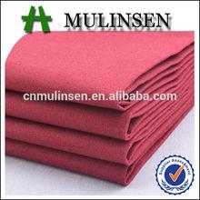 Mulinsen Textile Best Quality Woven 40s*40s Poplin 100% Cotton Fabric Dye